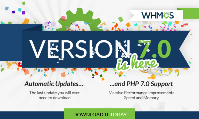 Version 7.0 Now Available
