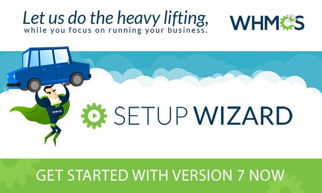Feature Spotlight: Setup Wizard